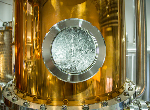 Loch & unions world-class stills prepare new gin