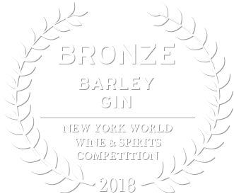 2018 bronze award in the New York world wine and spirits competition